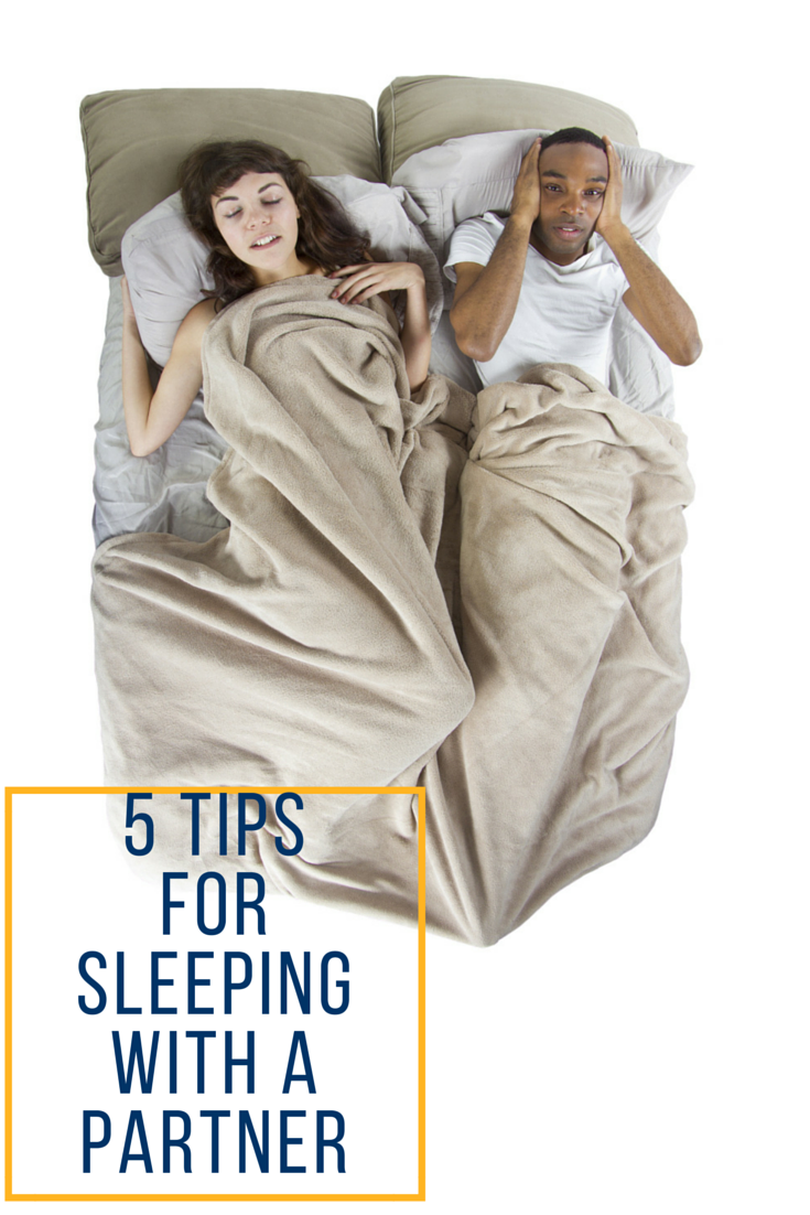 5 Tips for a Better Night's Sleep With Your Partner