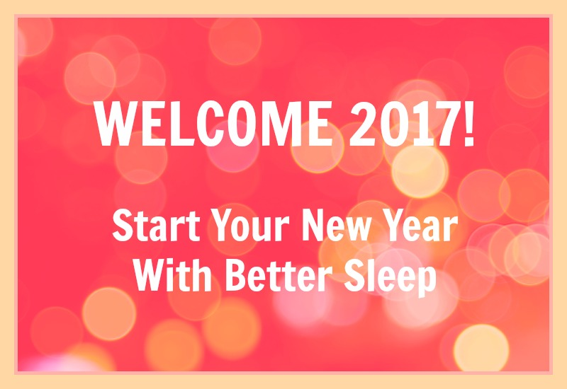 start your new year with better sleep