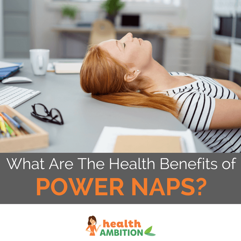 Health Benefits of a Power Nap