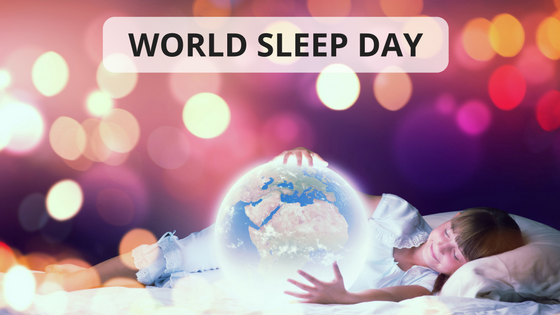 Are you prepared for World Sleep Day 2017?