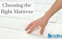 choosing the right mattress type