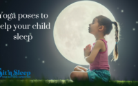 Yoga Poses to Help Your Child Sleep