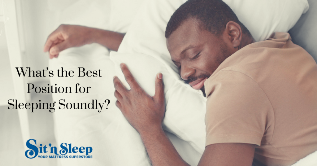 What's the Best Position for Sleeping Soundly?