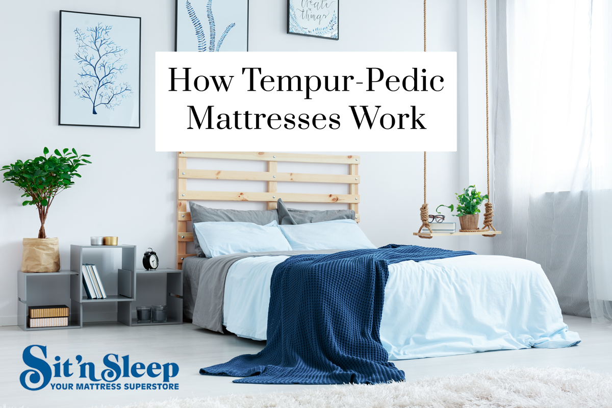 How Tempur Pedic Mattresses Work The Sit N Sleep Blog