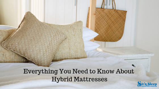 Everything You Need To Know About Hybrid Mattresses The